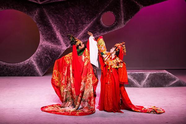 上海小剧场戏曲节第三年了,又有新剧种来参与实验探索