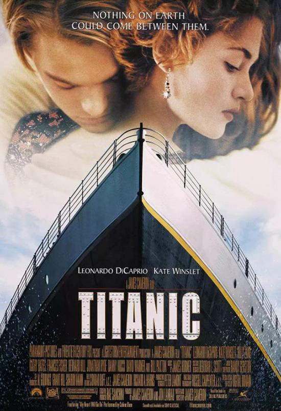 《泰坦尼克号》《虎胆