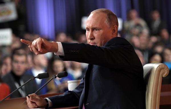 普京:不论选举结果如何,俄中在较长历史前景里仍是战略伙伴