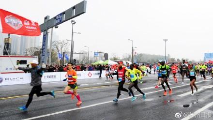2017苏州太湖国际马拉松在苏州高新区开跑啦