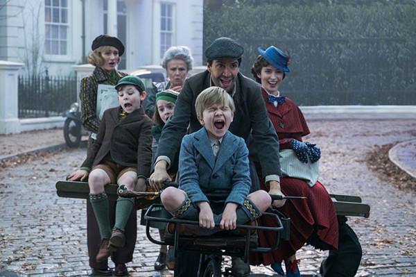 《欢乐满人间2》(mary poppins returns)