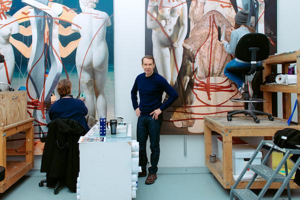 独家专访|杰夫·昆斯:经济给艺术家更多的力量