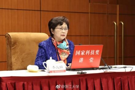成功防控人感染H7N9禽流感疫情 浙大李兰娟院士团