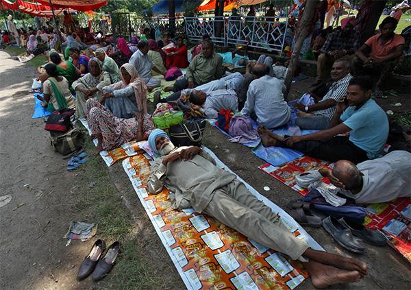 印度邪教头目强奸案引发安全局势紧张,曾唆使400信徒自宫第十届全运会开幕式