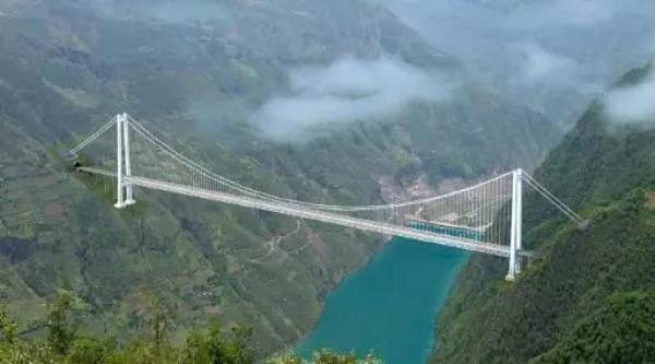 中国桥让BBC惊叹 北盘江大桥全球最高,同级别桥还有不少