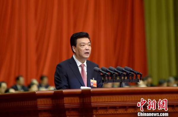 吉林当选北京市政协主席