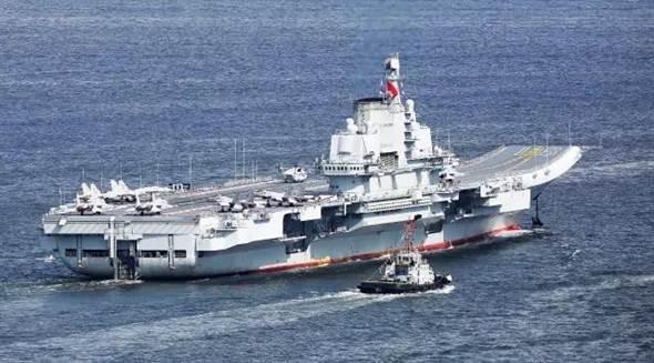 """台媒分析""""大陆武统台湾"""":至少3个航母战斗群,需时15年"""