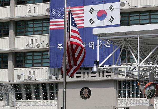香港东方心经美不再考虑由韩裔车维德任驻韩大使,六合彩资料香港挂牌生肖,特朗普上任一年依旧空缺