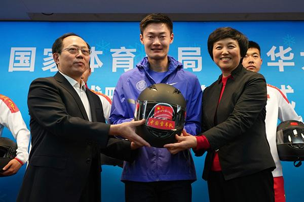张培萌:转战冰雪也会害怕,但我要当中国跨界