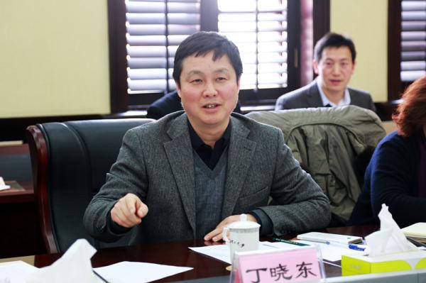 好日子心水资料上海市教委副主任丁晓东出任上海理工大学校长