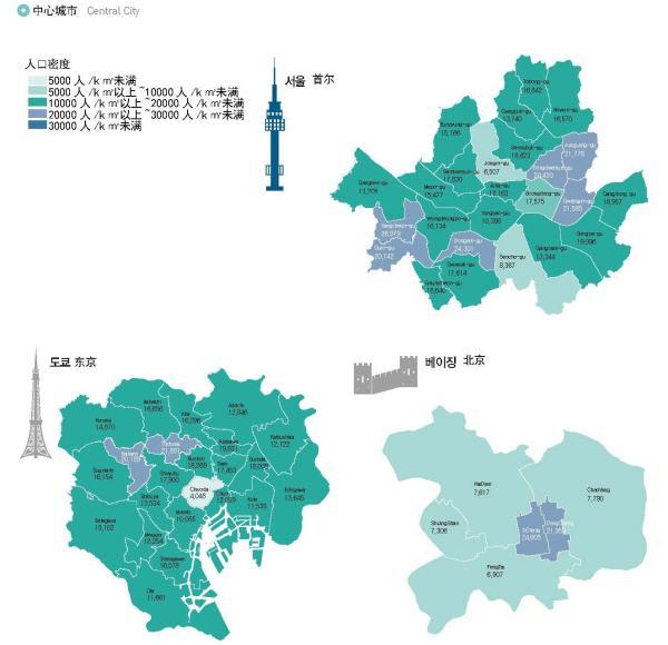 北京各区人口密度_大数据 北京人口首次负增长 竟有这么多人口流入环京