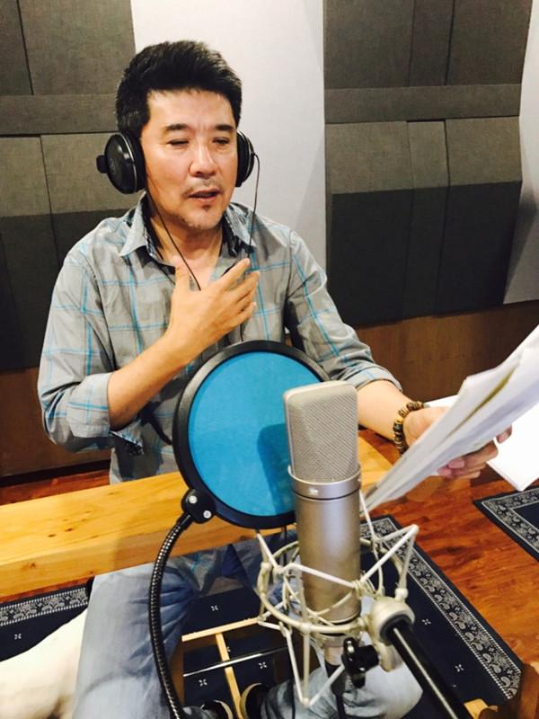 专访 孙淳:哪有萧庭生这么完美的人