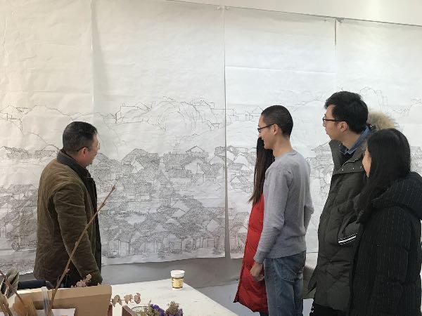 顾平谈华师大美院:借助文史哲优势支撑,接续中国艺术文脉
