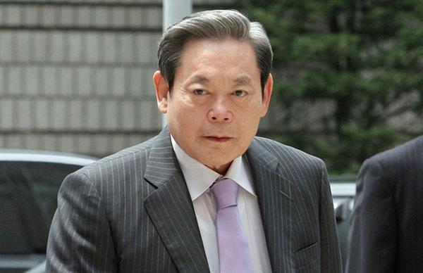 韩国警方指控三星会长李健熙涉嫌偷税82亿韩元