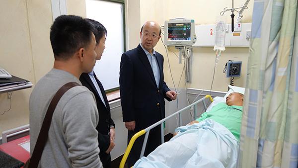 彩霸王一中国公民在肯尼亚确诊疟疾,中使馆协调救治