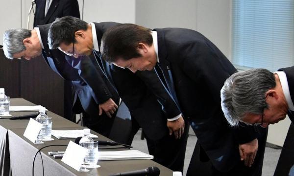 中金心水论坛日本三菱材料又爆出三家子公司数据造假,社长竹内章道歉