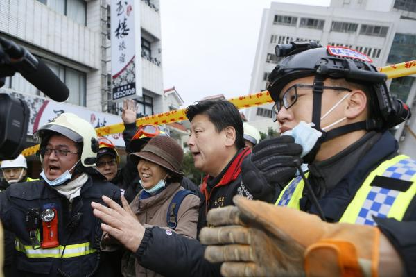 花莲县长傅崐萁:难过有大陆游客遇难,感谢大