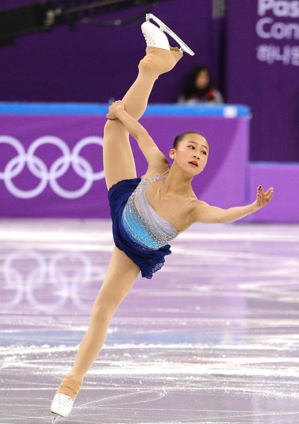 """中国队无缘花滑团体赛决赛,与世界强队不止"""""""