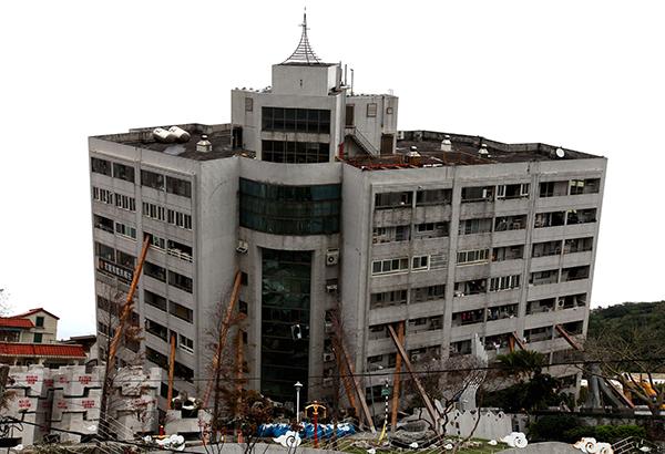 花莲县长:灾区重建预估需20亿新台币,目前到位