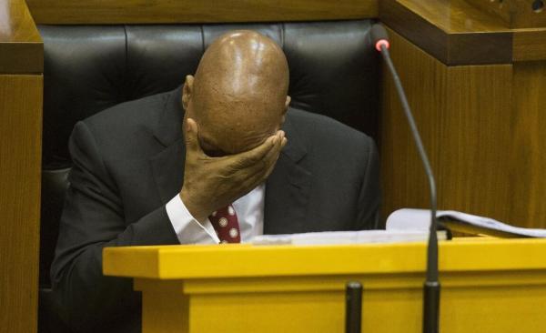 祖马下台似已无疑,2018年的南非政治面临三种前景
