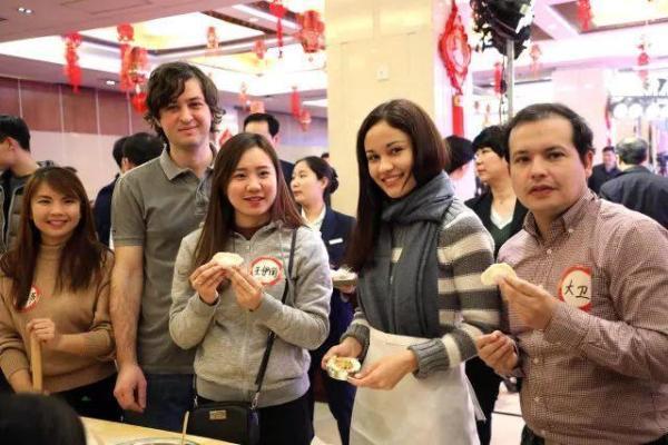 北航举办2018新春师生联谊活动