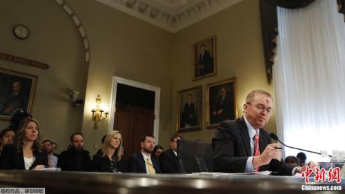 白宫预算主任:特朗普阅兵计划或花费3000万美元