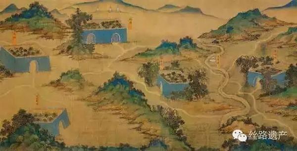 今天,一起来了解这件国之瑰宝的曲折经历和价值,重温丝绸之路的荣耀图片