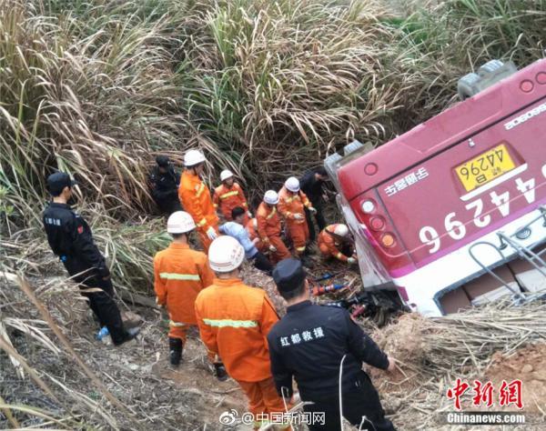 江西超载客车事故已致11人死亡,涉事企业法人代表被控制