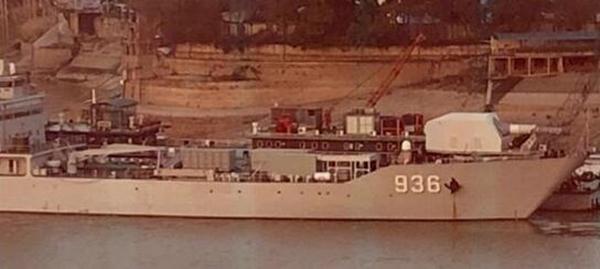 """中国海军成为""""第一个吃螃蟹的人"""""""