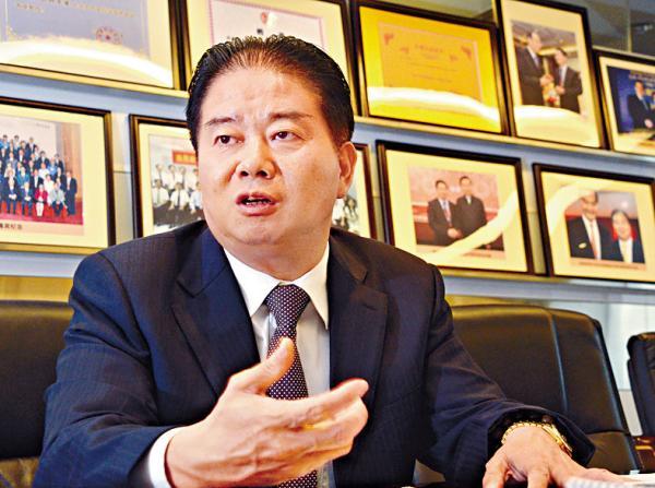 禹洲地产主席:将逐步加快开发节奏,市场接受房产税势在必行
