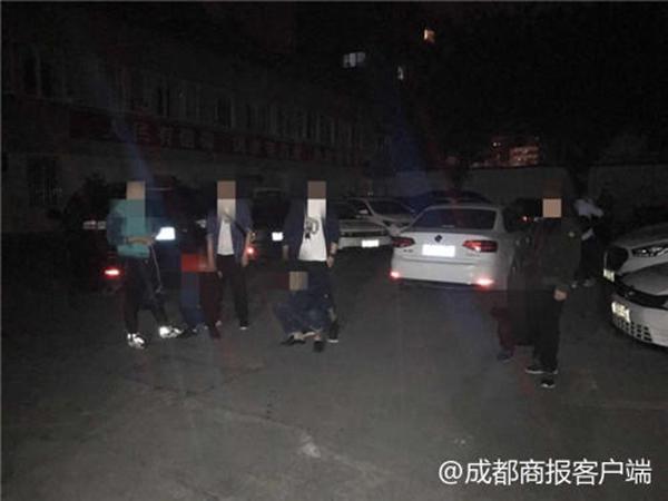4男子网上邀约欲绑架四川绵阳一