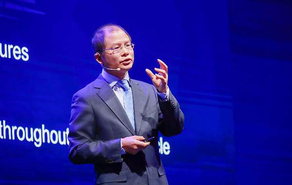 华为轮值董事长徐直军谈美国市场:有些事情放