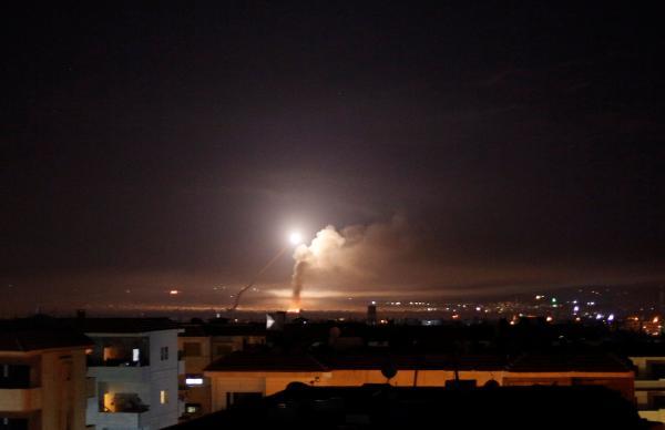 叙媒:以色列向大马士革发射多枚导弹,叙两处军事设施被袭
