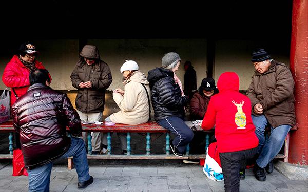 中国老年占总人口的_我国老龄人口已超过1.67亿,占人口总量的12.5%.-绍兴网-新闻