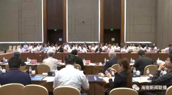 刘赐贵:推进海南自贸区(港)建设必须规划先行、谋定而后动