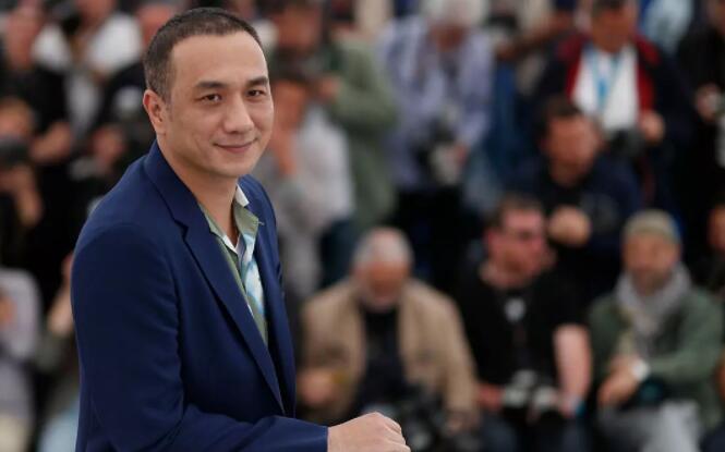 5月13日,戛纳法国,黄觉在第71届戛纳电影节上.西瓜电影网m.ttll.cc图片