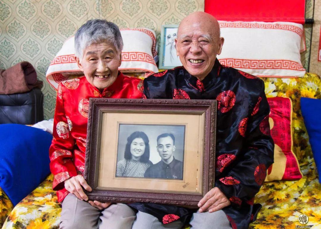复旦公布惊艳岁月的爱情:谷超豪胡和生,蒋孔阳濮之珍……