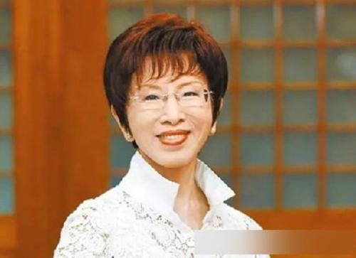 山西省委书记骆惠宁在太原会见中国国民党前主席洪秀柱一行