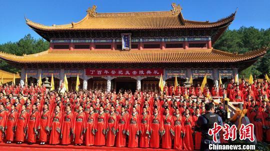 """代表委员建议""""炎帝陵舜帝陵升为国祭"""",湖南官方:积极争取"""