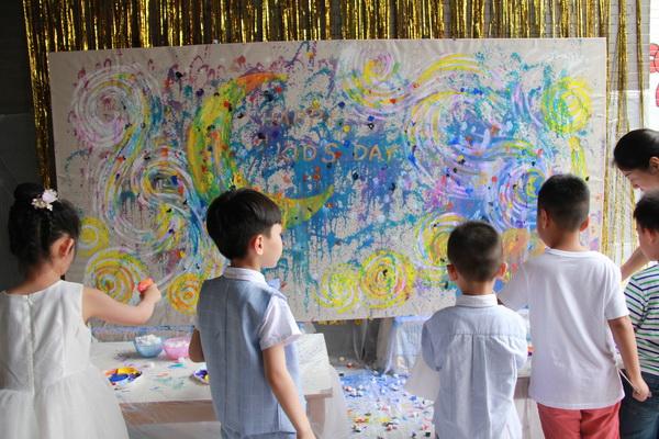 节日如何成为教育方式,中福会幼儿园做了这些探索