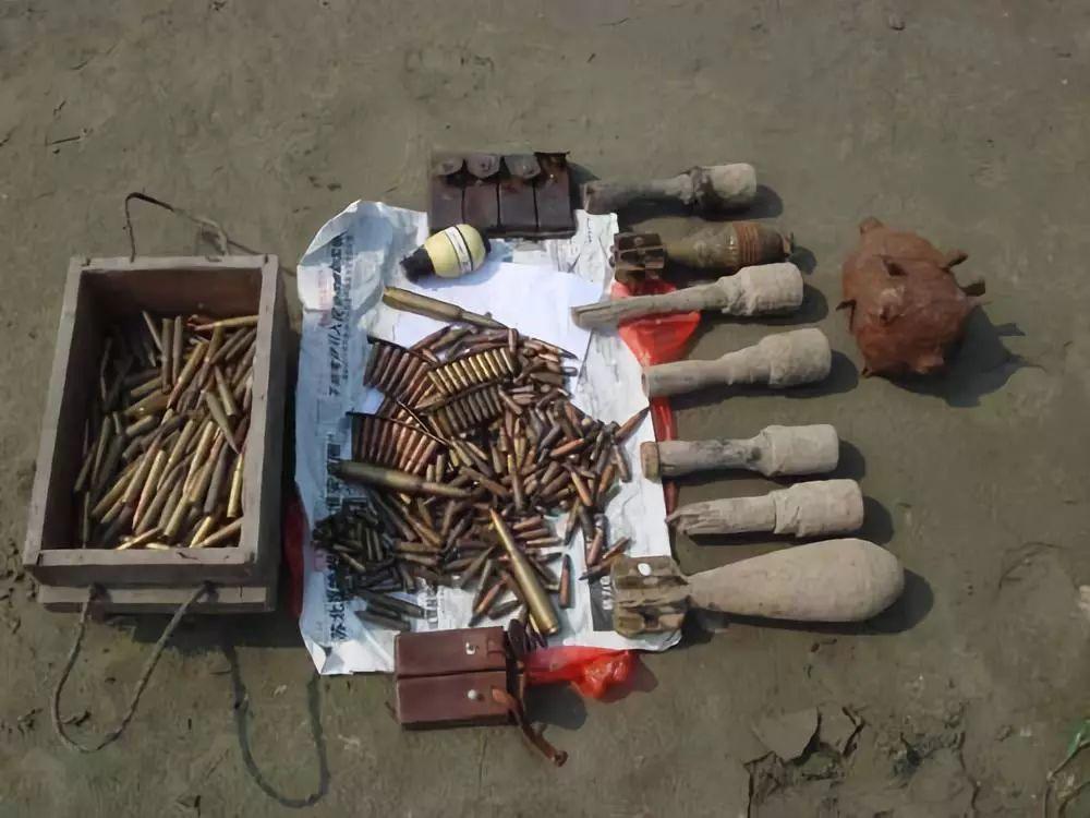 警方通告!收缴非法枪支弹药,6月底前上交从轻处罚