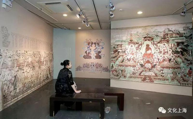 免费!敦煌壁画乐舞展,感受传统礼乐文化精神图片