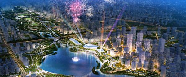 南通市委书记陆志鹏调研南通中央创新区工程建设推进情况