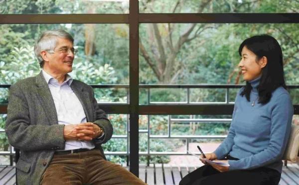 访谈︱剑桥大学教授古克礼:仰望星空的历史意