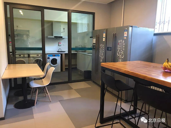 北京蓝领公寓:4人间1400元/人/月,面向快递员服务员