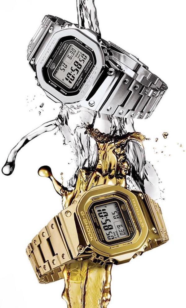 金色的才是时髦的,戴上金色腕表一秒回到黄金