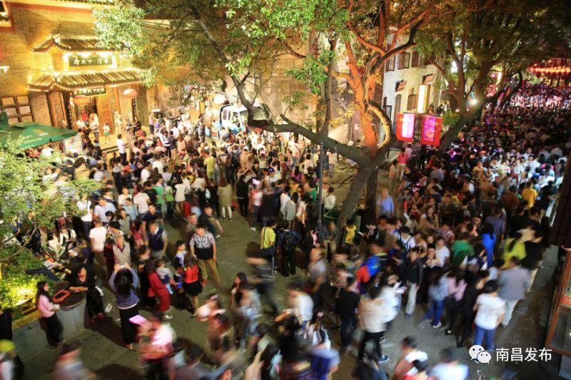 """万寿宫、绳金塔美食街、里洲""""慢生活""""……逛街就来这个区"""