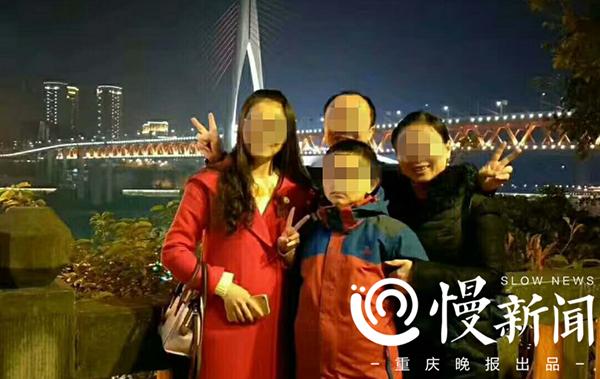 重庆母子三人泰国遇难,生前最后朋友圈拍下翻船前惊涛骇浪