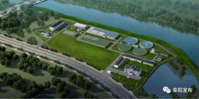 今年,阜阳这117个乡镇要建生活污水处理厂!有你家乡吗?