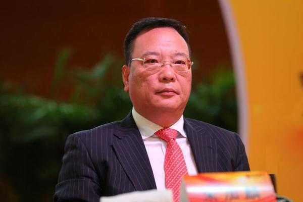 54岁朱加麟任恒大人寿董事长 曾任中信银行副行长